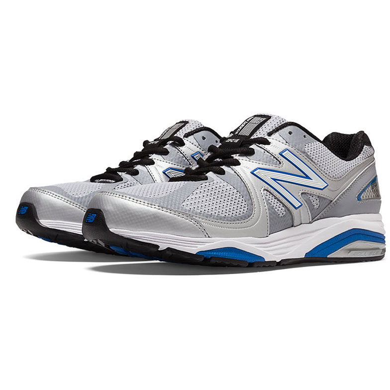 New Balance Men's 1540 v2 Silver and