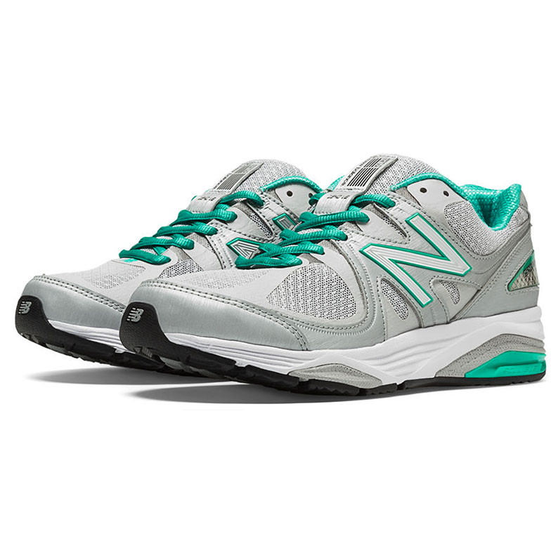 New Balance Women's 1540 Silver and